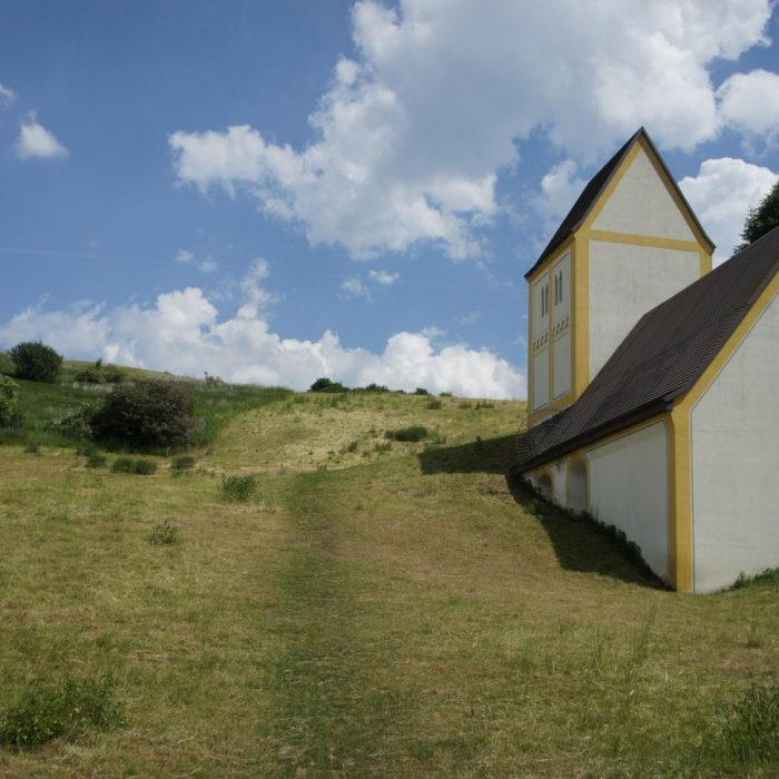 Müllberg frisst Kirche - Fröttmaning 2017