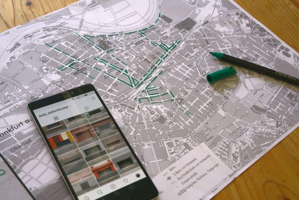 Daily-Kellerfenster-Stadtplan