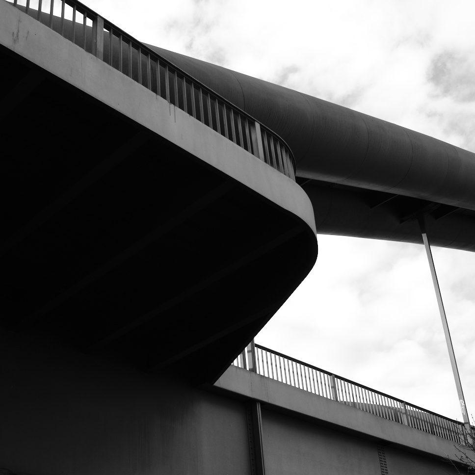 Kaiserleibrücke - Hochkant 2018