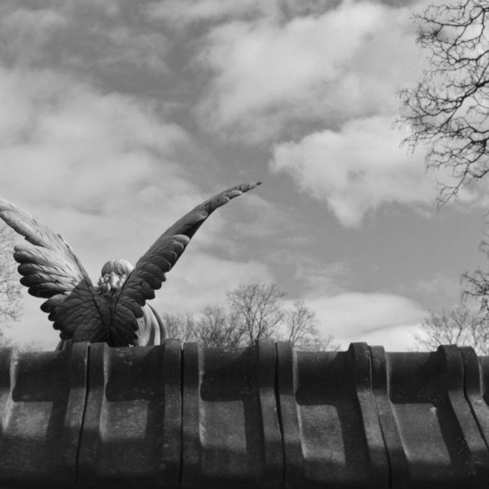 Tag 6 - Engel am Nordfriedhof